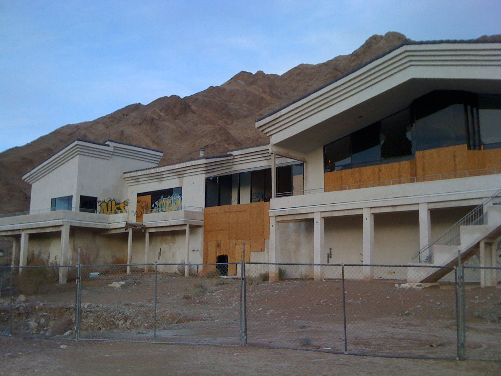 the legend of the haunted orphanage living las vegas
