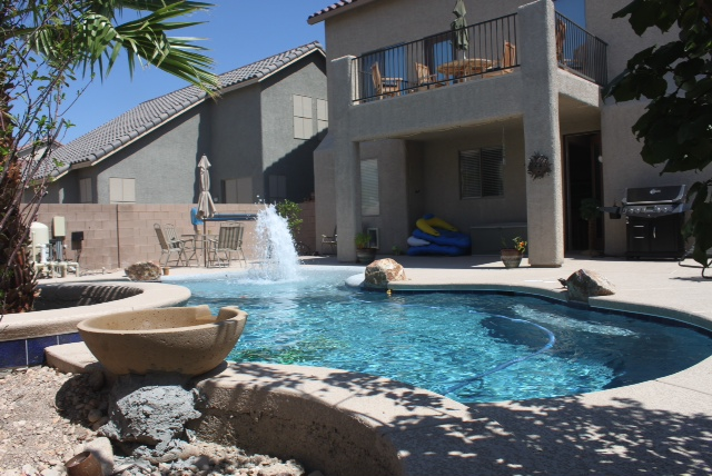 Installing inground pool cost guestimates in summerlin for Pool installation cost