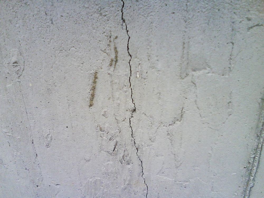 Help Needed Foundation Cracks Of A New Construction