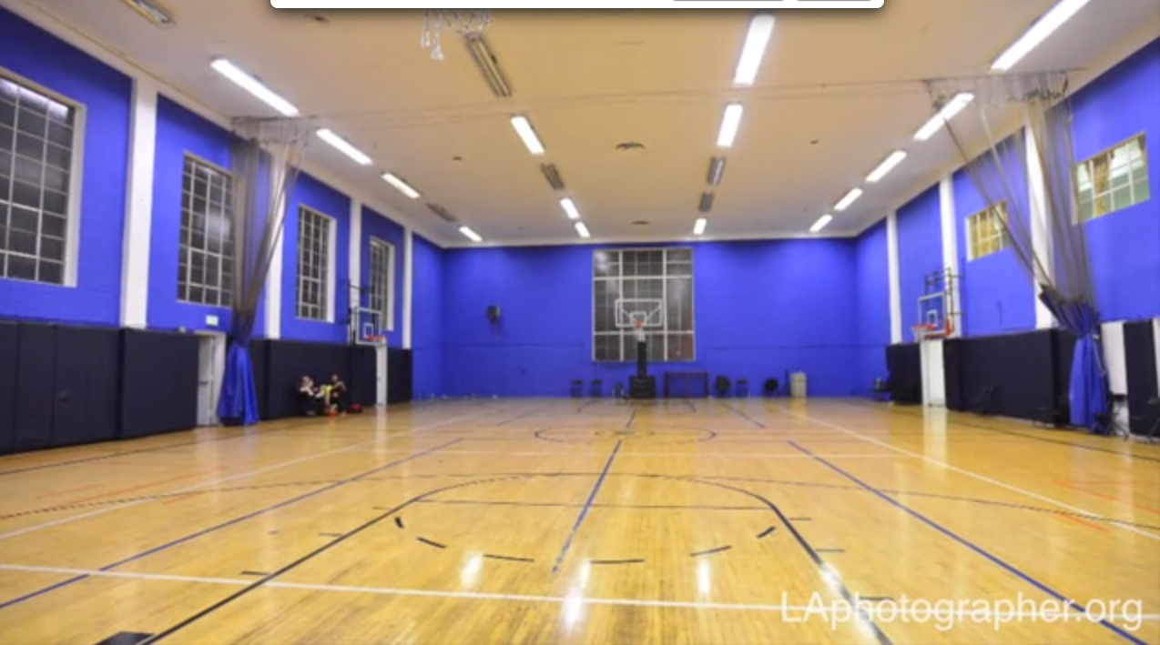 Gyms With Indoor Basketball Courts Santa Monica Beverly