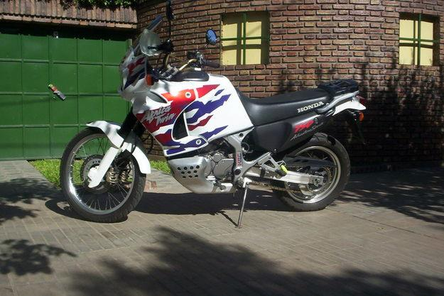 Recreation and Long Distance Dual Purpose Motorcycles ride bike