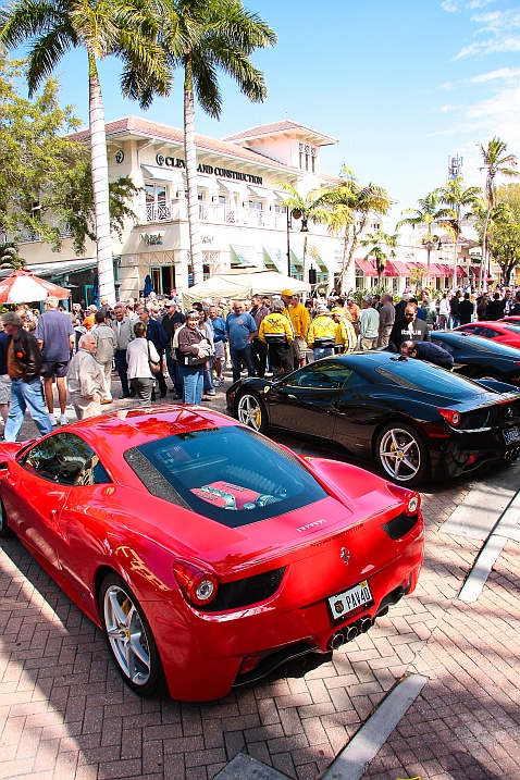 Save The Date Th Avenue Car Show Feb Naples Club - Is there a car show near me today
