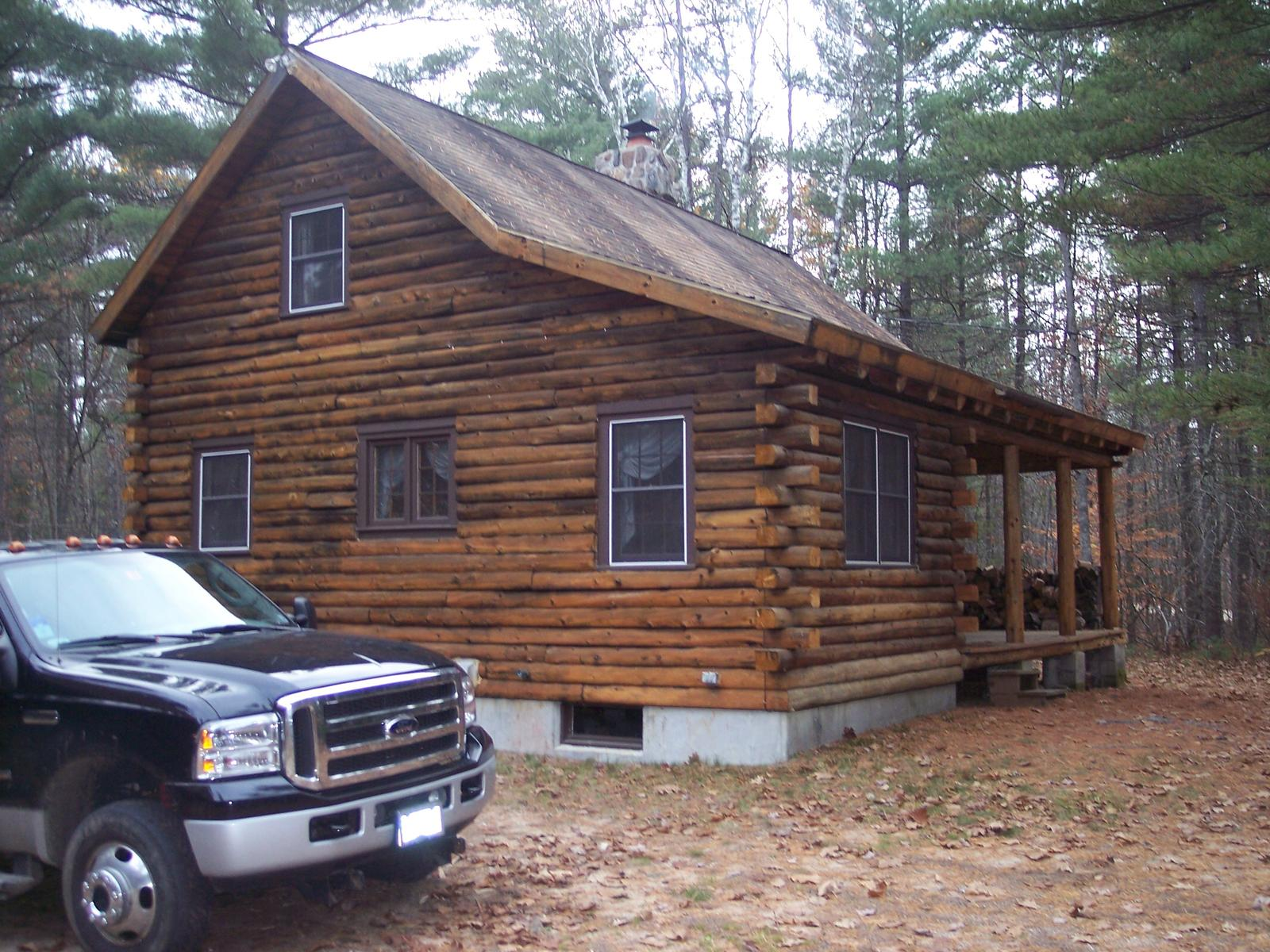 Retirement in nh north conway albany area ossipee for Home builders in new hampshire