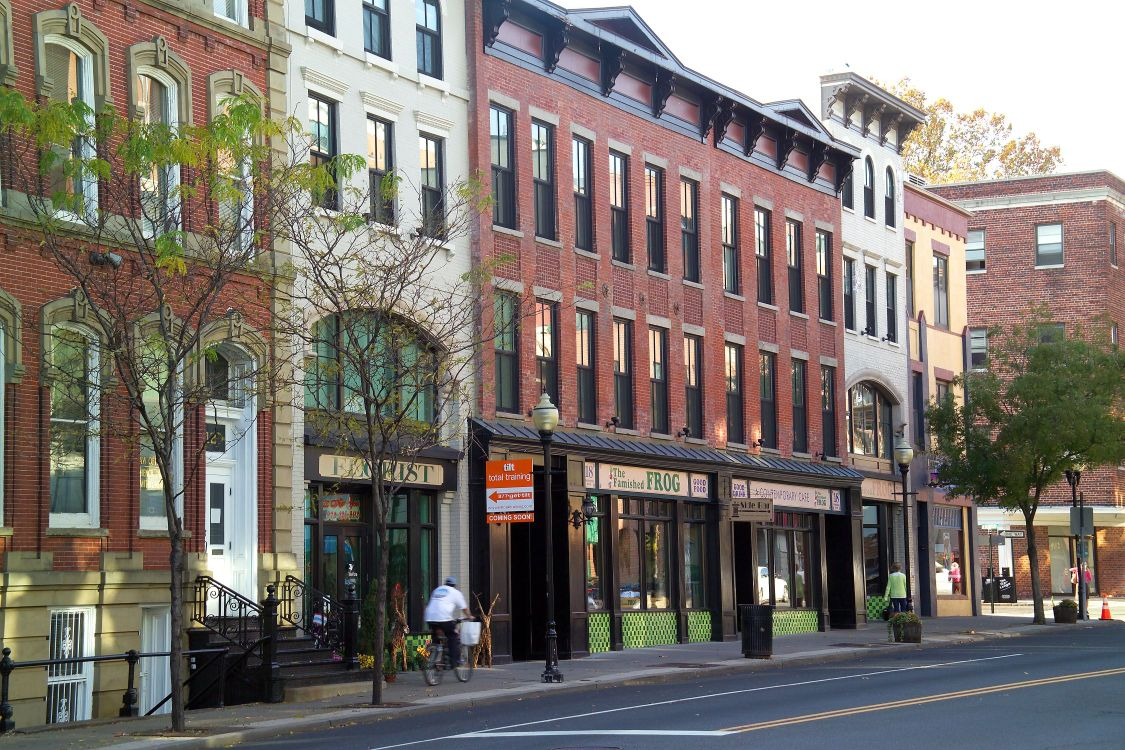 Downtown Morristown Montclair Hoboken Colonia Rentals Movie Theater Lux
