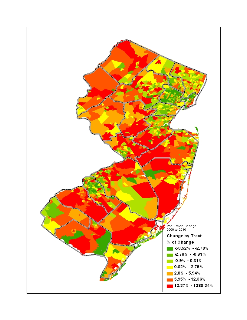 Is The States Population Growing Or Shrinking Edison