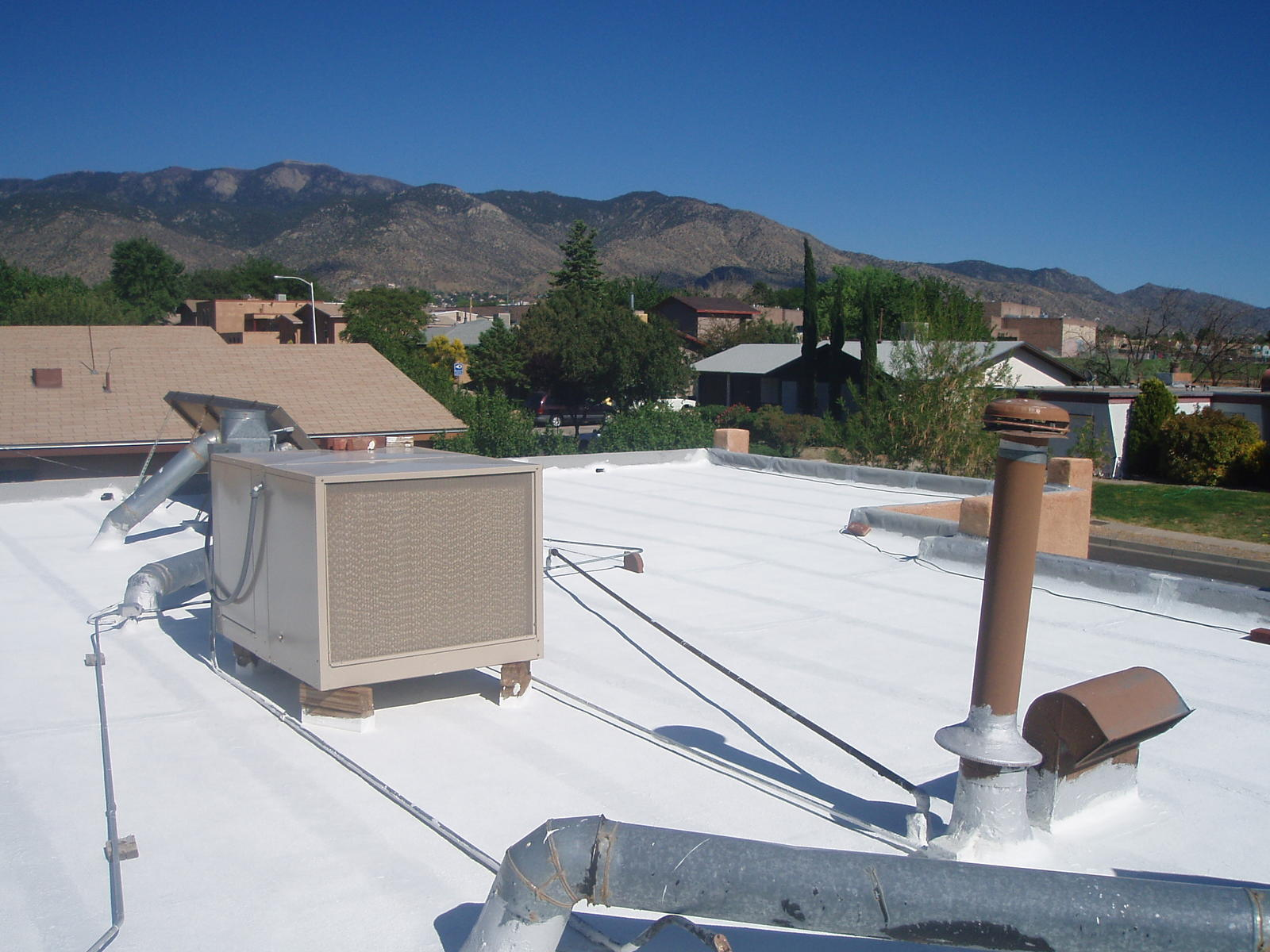 elastomeric roof coating home design ideas and pictures