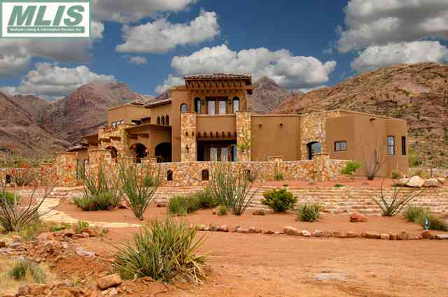 Does nm have luxury type dwellings albuquerque las for Home builders in new mexico