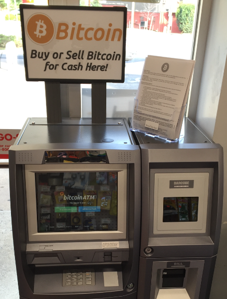 bitcoin machine buy