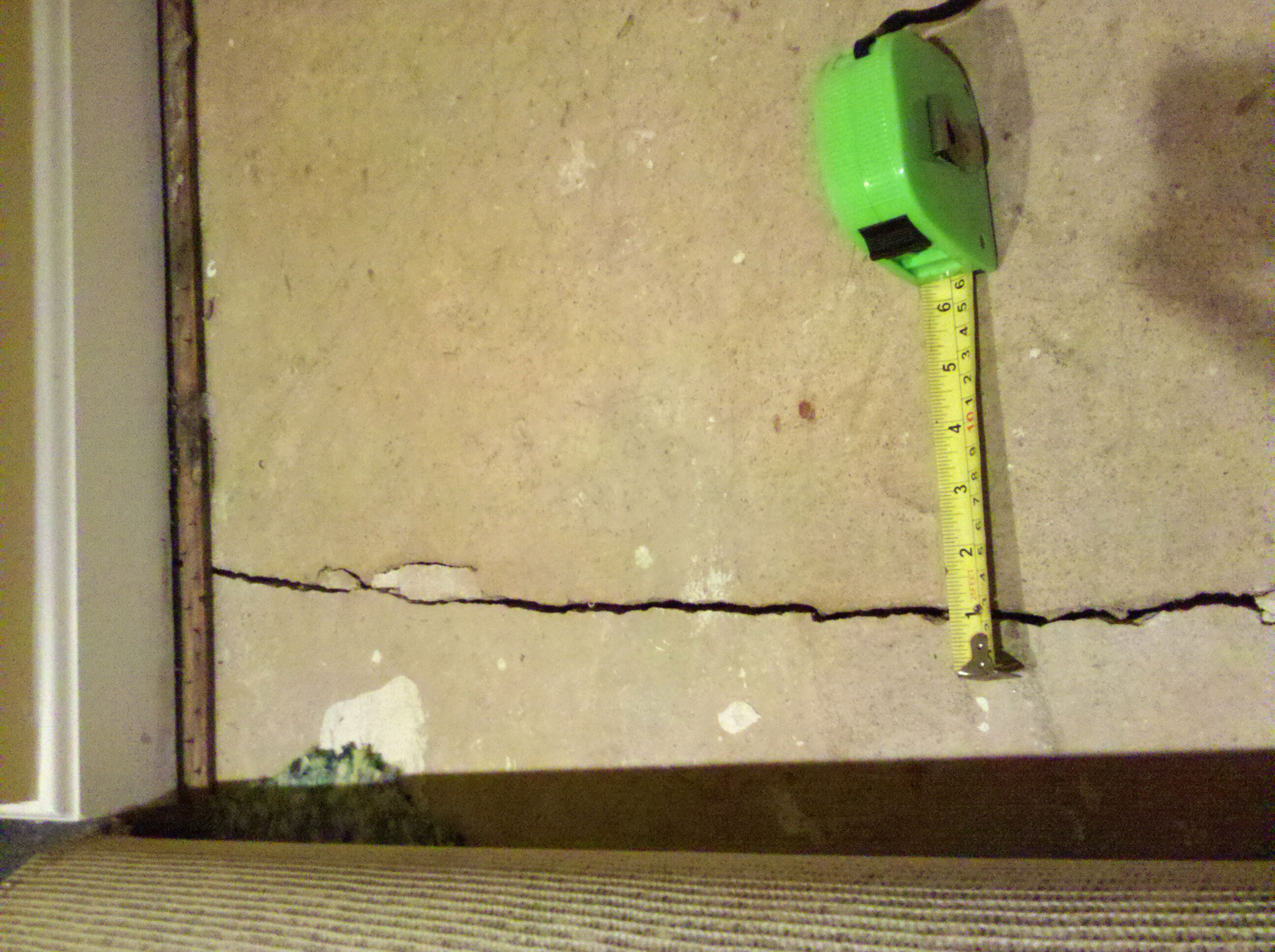 basement crack contractors virginia