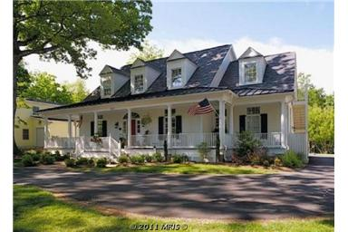 Plantation style homes in virginia
