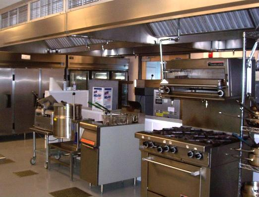Small Commercial Kitchen | Favorite Kitchen Designs