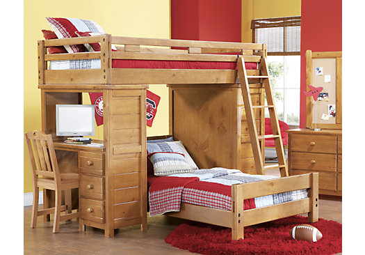 At What Age Will My Children Hate This Loft Bed Teens