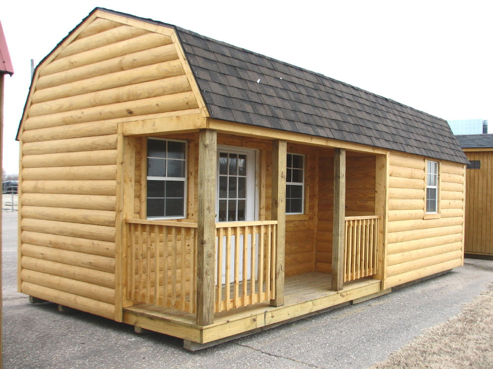 Delightful Shed Conversion Into Tiny House Casita5 ...