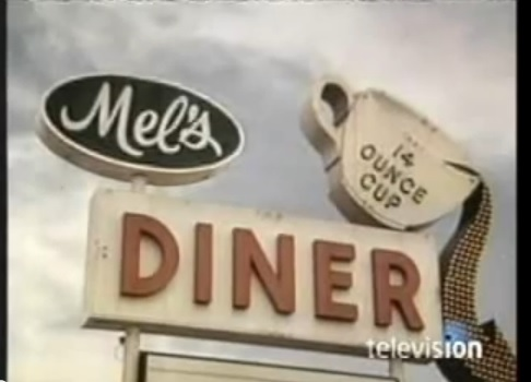 Is There Really A Mels Diner In Phoenix