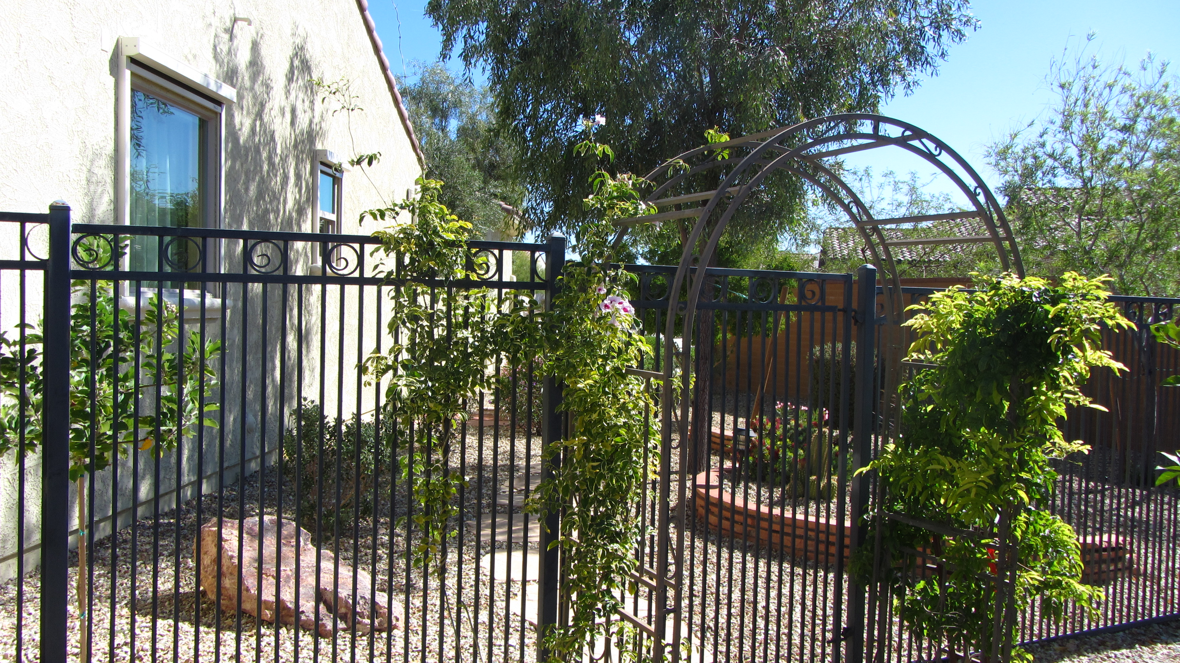 retirement munities why no block wall fences home fencing