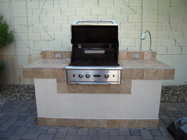 Who Do I Get To Repair Gas Connection To Outdoor Bbq Pit