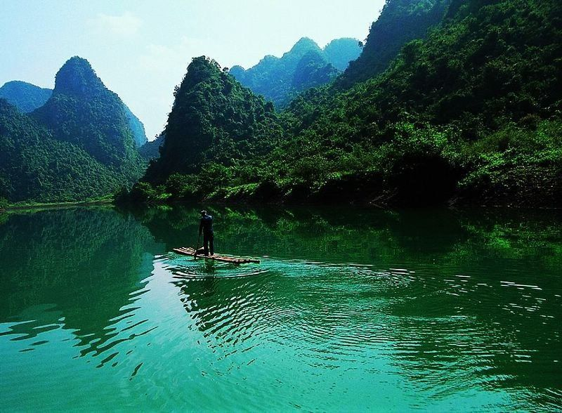 Guilin China Landscape Plan First Visit And Hope To Gain Applause 1