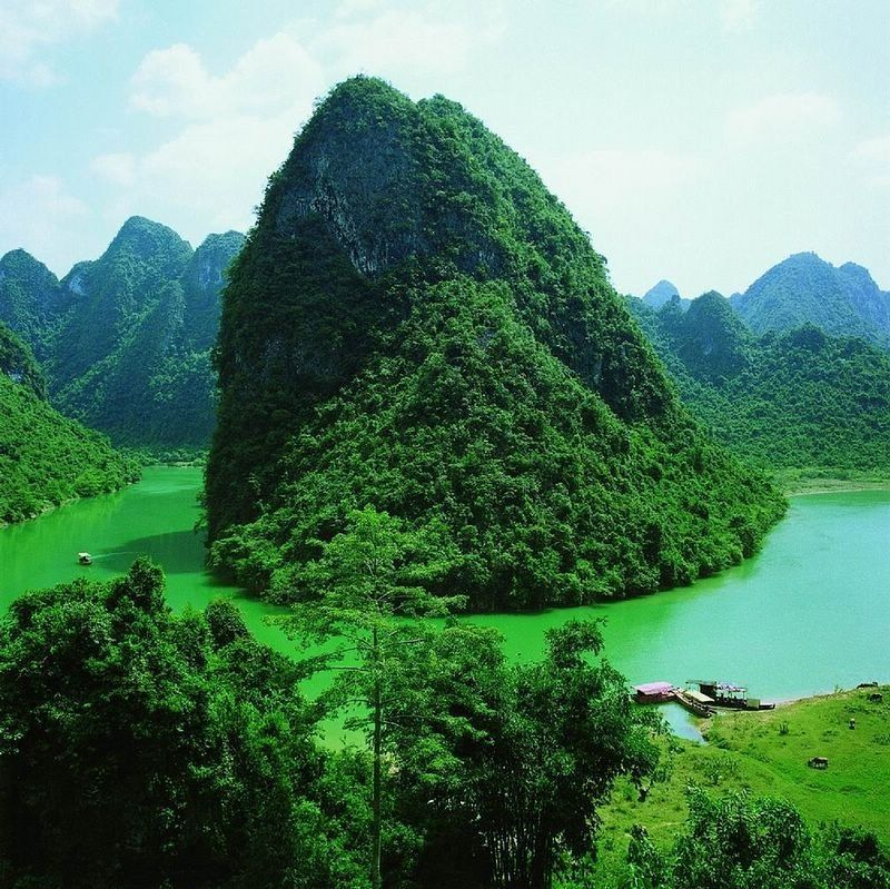 Guilin China Landscape Plan First Visit And Hope To Gain Applause 2
