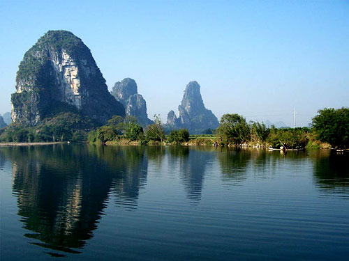 Guilin China Landscape Plan First Visit And Hope To Gain Applause 5