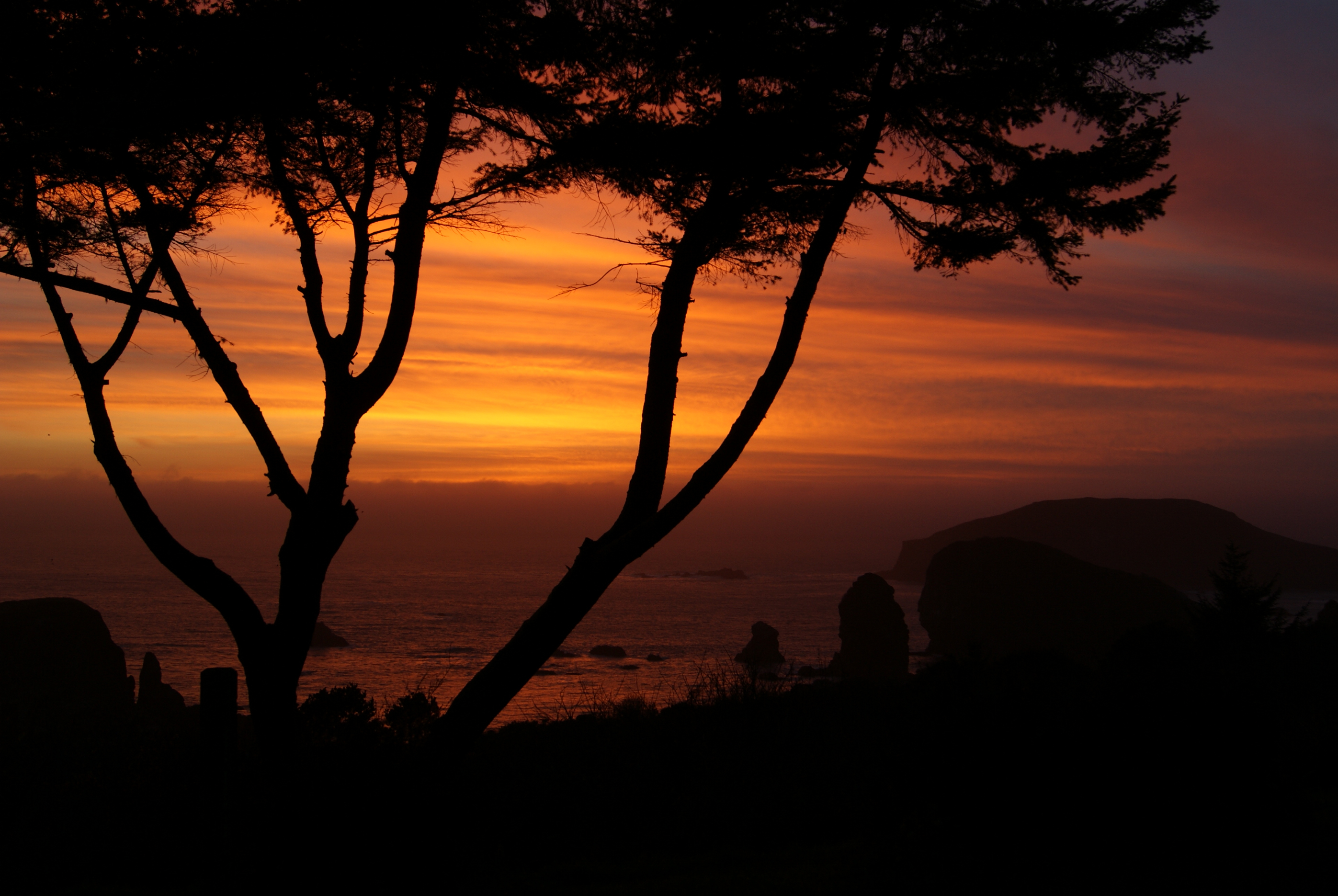 how to take sunset photos with dslr