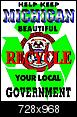 Bush pushing you to the Dems, or Granholm pushing you to the Repubs-recycle-michigan.jpg