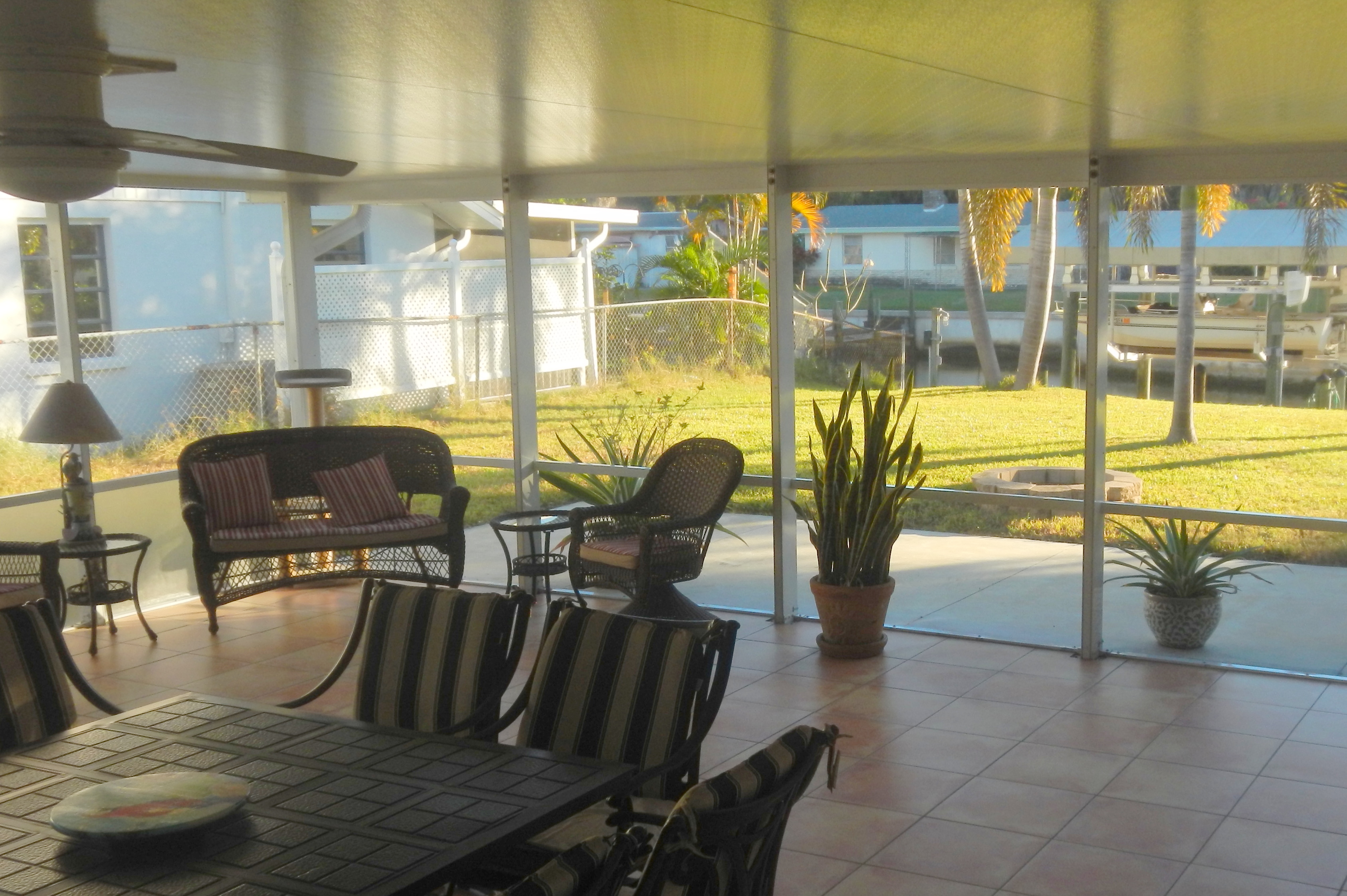 Screened Lanai Cost Englewood 2014 How Much