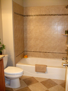 costs and contractors to convert tub to shower bath home depot