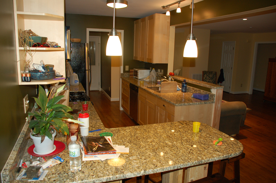 kitchen remodel (Raleigh, Cary, Micro: countertops, appliances ...