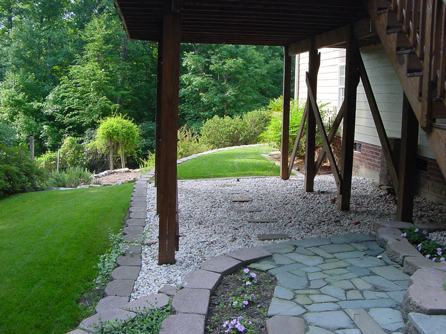 Lot With Steep Backyard Cary Cul De Sac Sale Home