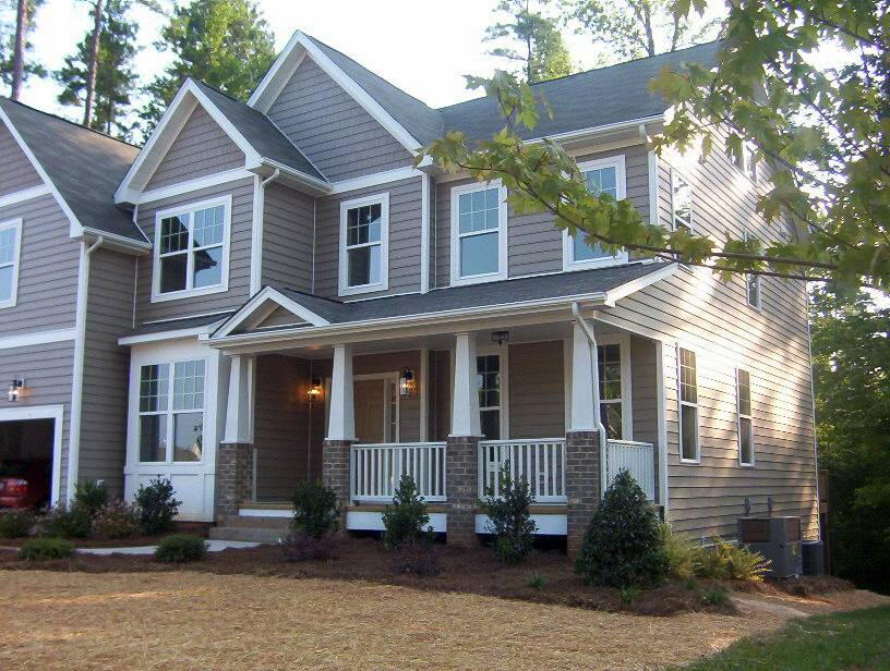 So where is your dream house located in the triangle for Dream home location