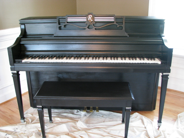 piano refinishing how much home stores raleigh durham chapel hill cary north carolina. Black Bedroom Furniture Sets. Home Design Ideas