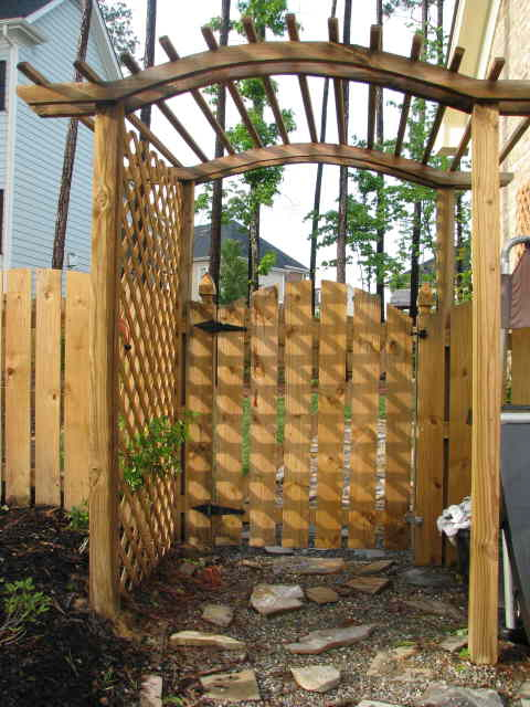 Help Need A Good Fence Company Raleigh Cary Houses
