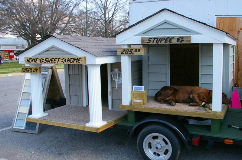 Quality Custom Dog Houses By Victorians Unlimited