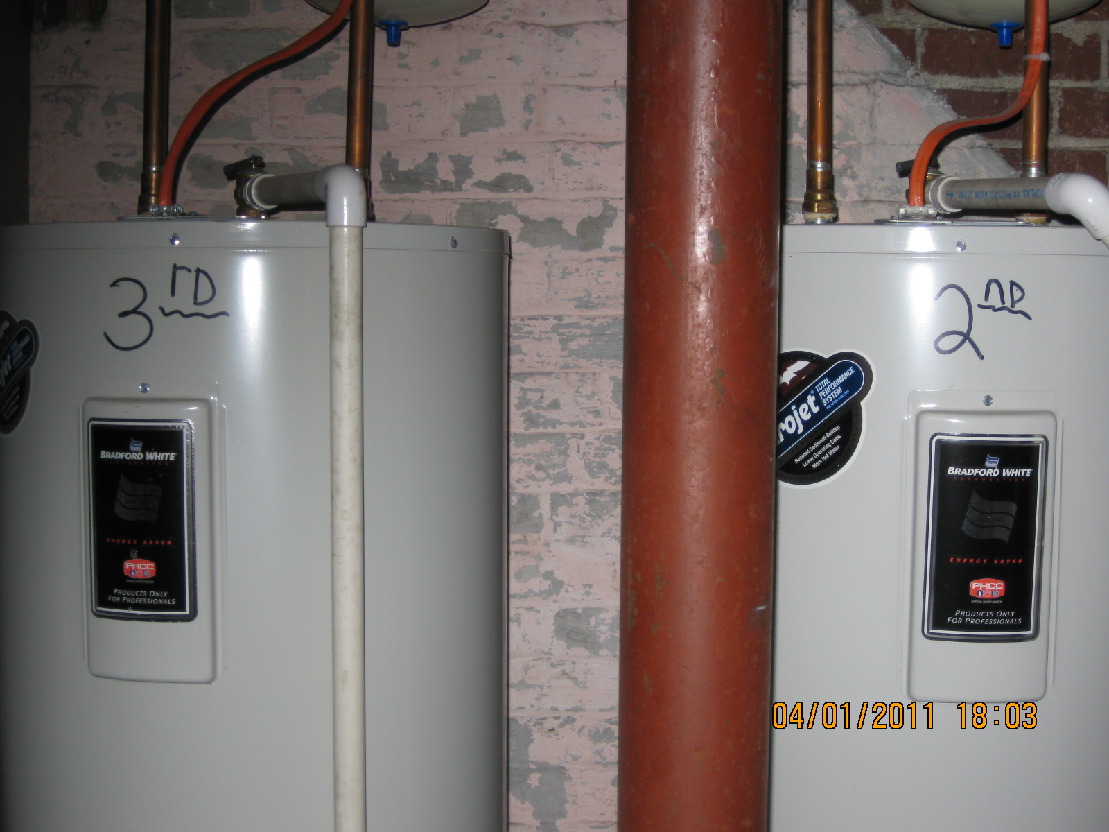 Installing a gas meter in the apartment. Household gas meters 21