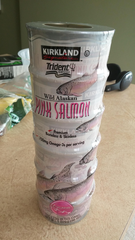 Wild caught can salmon recipes