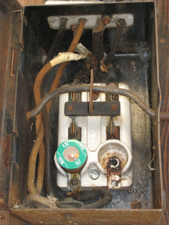 Fuse Boxes tenant renters insurance illegal repairs