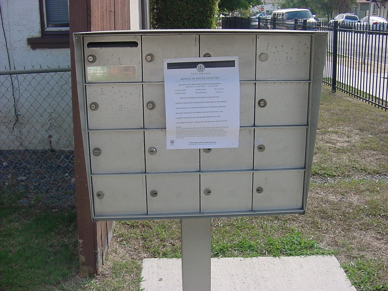 Mailbox Tampering (tenants, inspection, house, illegal) - Renting ...