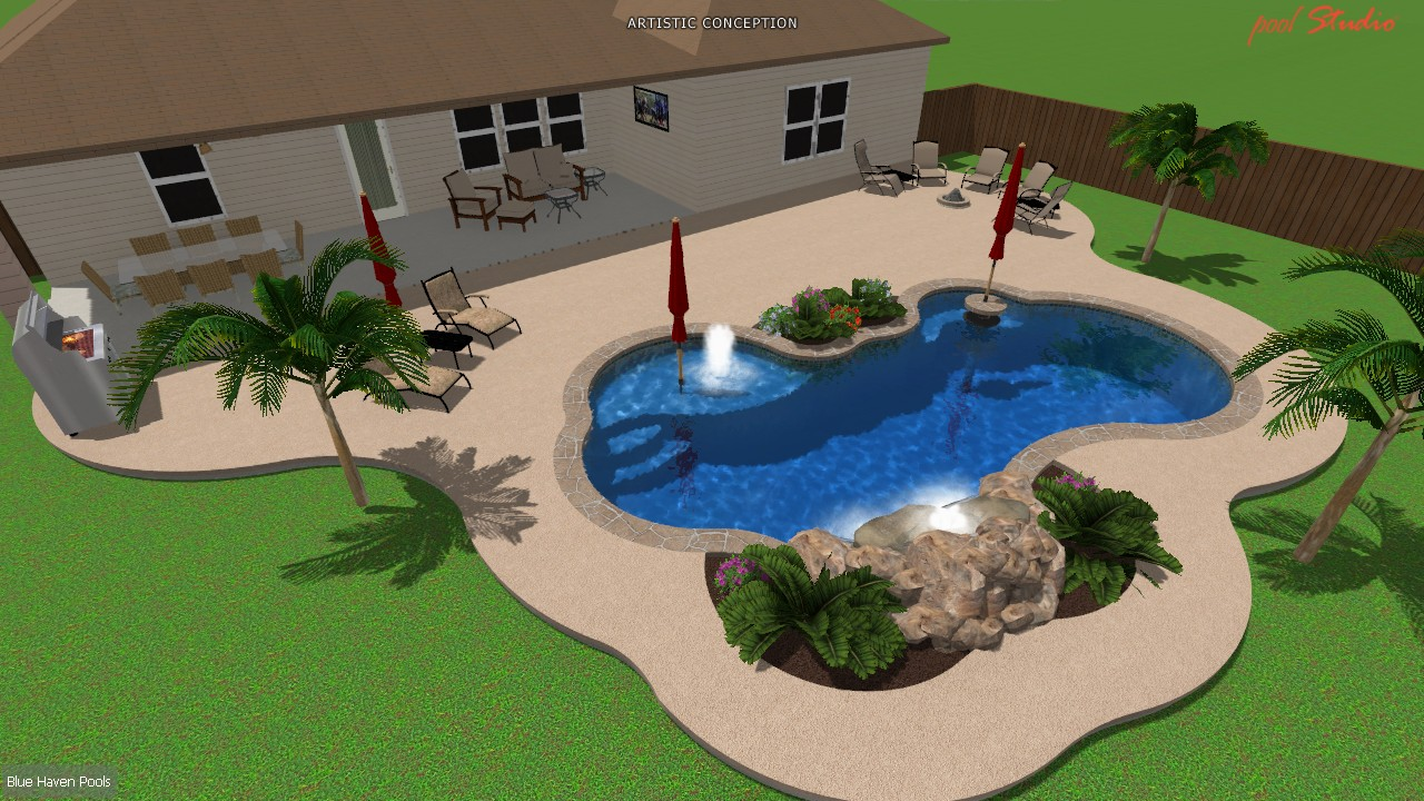 Swimming pool contractor recommendations san antonio - Swimming pool construction san antonio ...