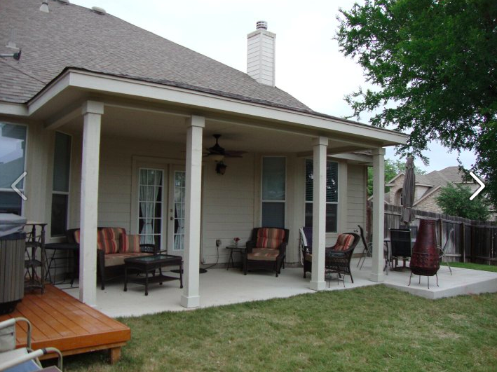 Cost for patio home design ideas and pictures for Porches prices