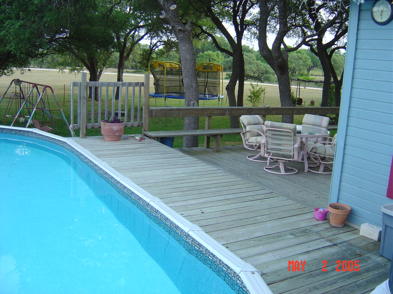 Above ground pools point neighborhood subdivision law san antonio texas tx page 7 City of san antonio swimming pools