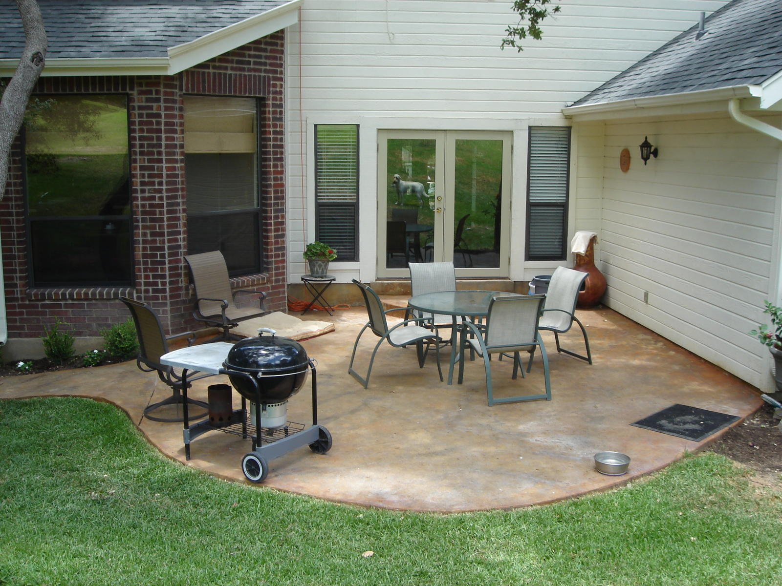 concrete patio recs please san antonio texas tx page 2