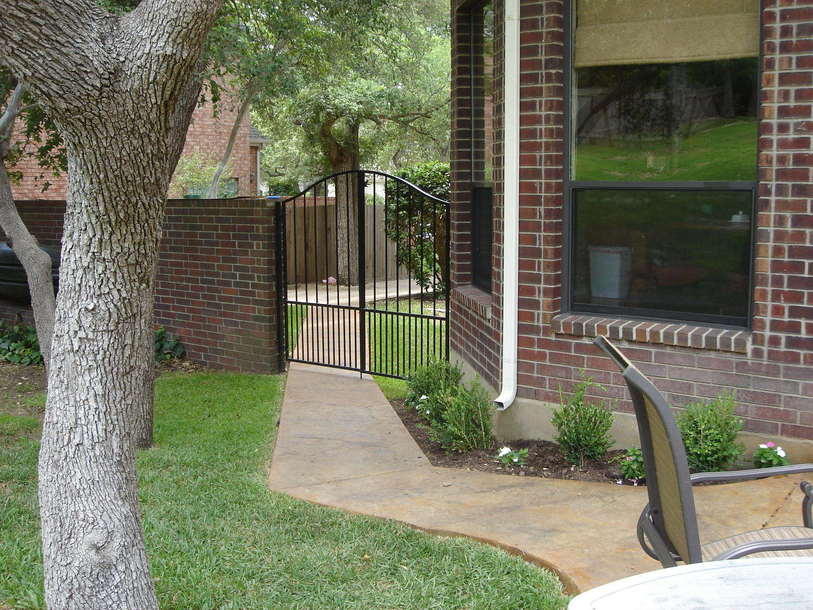 Concrete Patio Recs Please San Antonio Texas TX