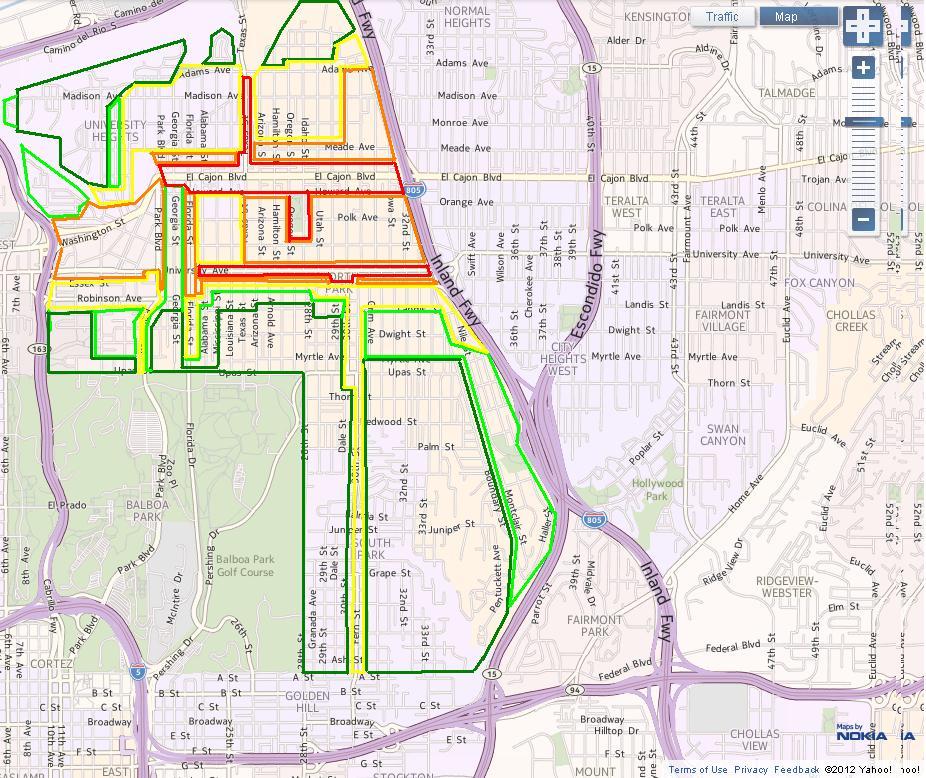 North Park Question Corona Coronado Condos Neighborhoods