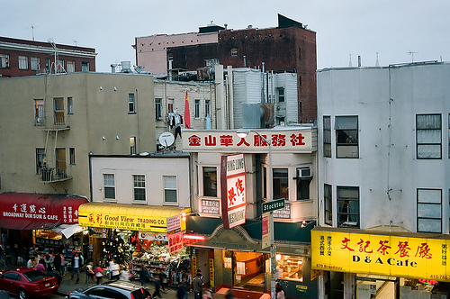 Can Anyone In Sanfrancisco Chinatown Give Help San