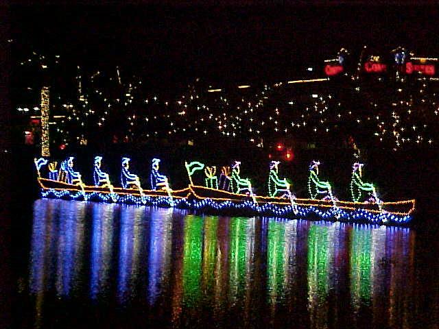 Ohio Christmas Lights
