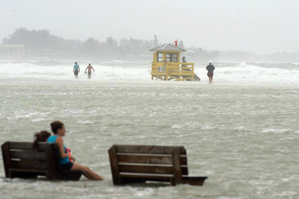 How Is The Weather Affecting Siesta Key Tamiami