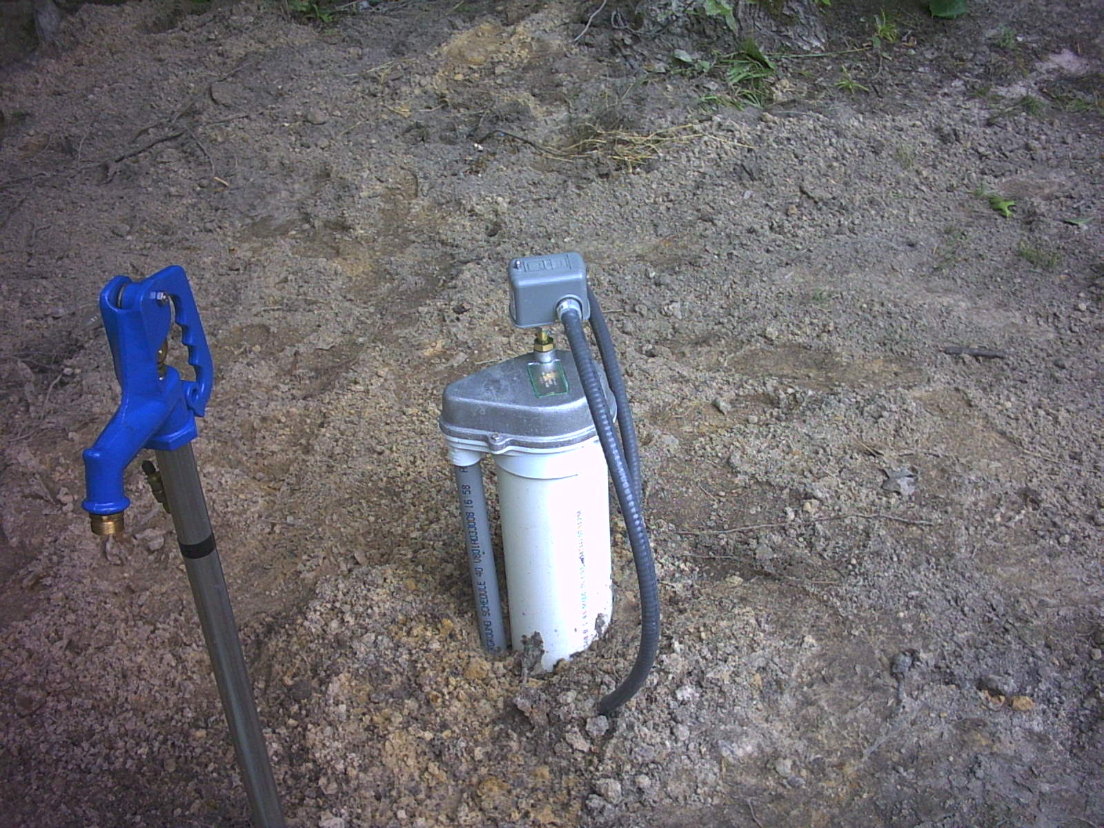 Drilling Your Own Backyard Well (water, natural, Wyoming ...