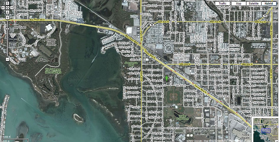Tampa Flood Zone Map