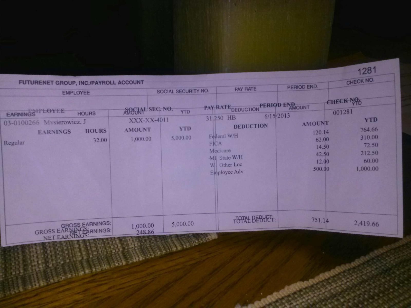 michigan paycheck tax calculator