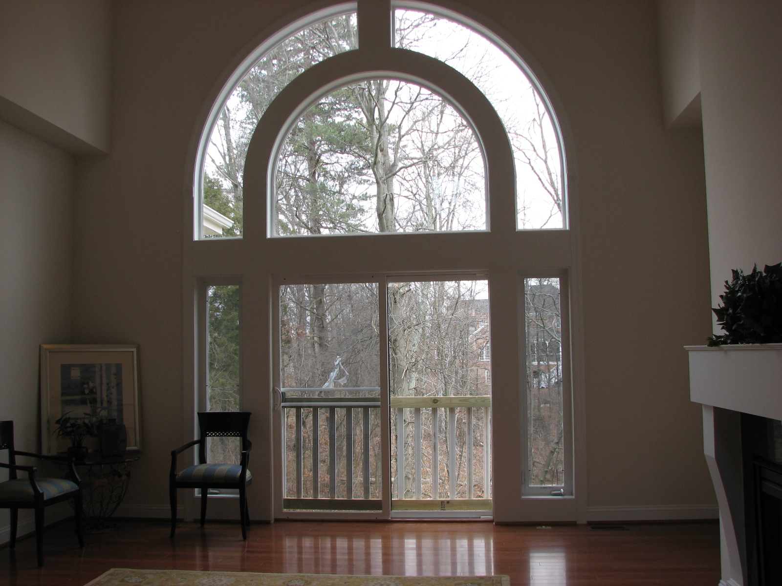 Custom window treatments homes design estimates for Custom design windows